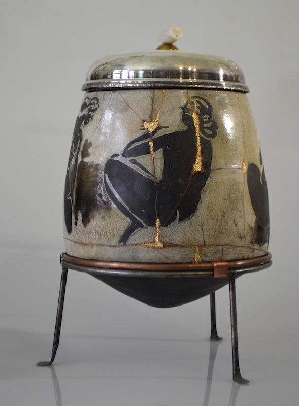 Women in Repose Amphora