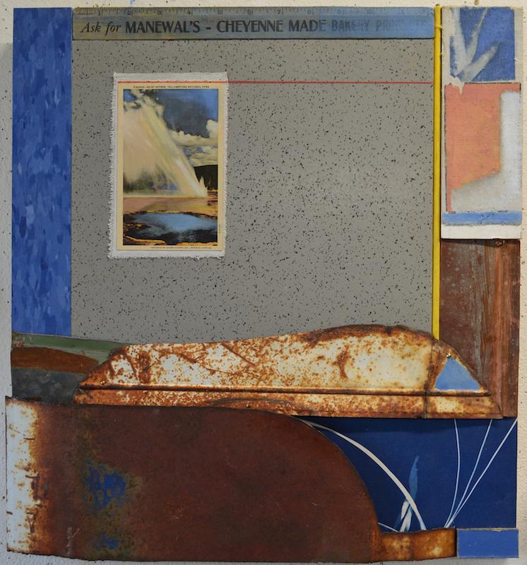 Daisy Geyser Landscape Composition