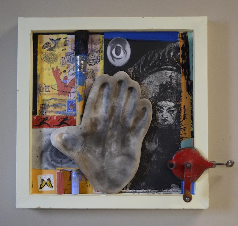 Hand to Eye Centering